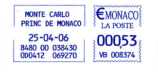Monaco stamp type B13.jpeg