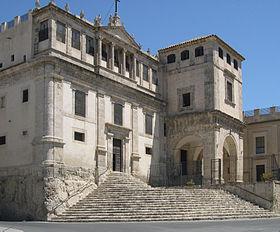 Monastère de Palma di Montechiaro.
