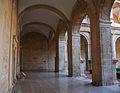 Monestir de sant Miquel dels Reis de València, claustre.JPG