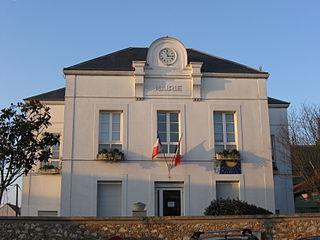 Montévrain Commune in Île-de-France, France