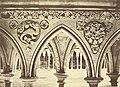 Mont Saint-Michel Abbey, Cloisters. Detail (3486775780).jpg