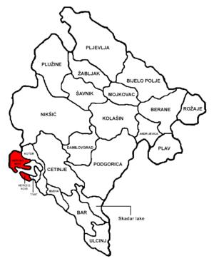 Herceg Novi Municipality - Image: Montenegro Herceg Novi