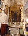 Montpellier,St Matthieu07,3e chapelle sud3,autel.jpg