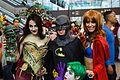 Montreal Comiccon 2016 - Batman and villains (28202702571).jpg