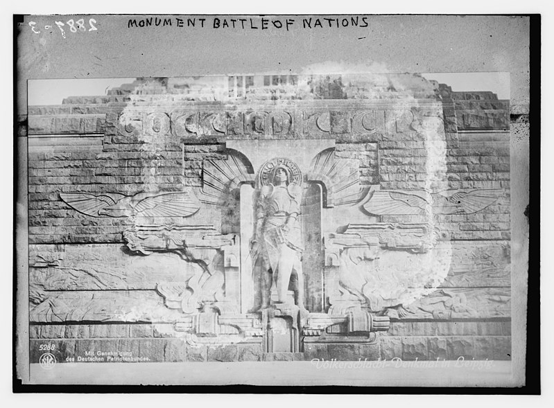 File:Monument - Battle of Nations LCCN2014694629.jpg