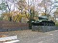 Monument featuring T-34-85 Model 1969 tank in Berlin.jpg