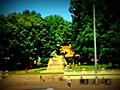 Monumento ai caduti VIII agosto 1848, guardare al passato per vedere il futuro.jpg