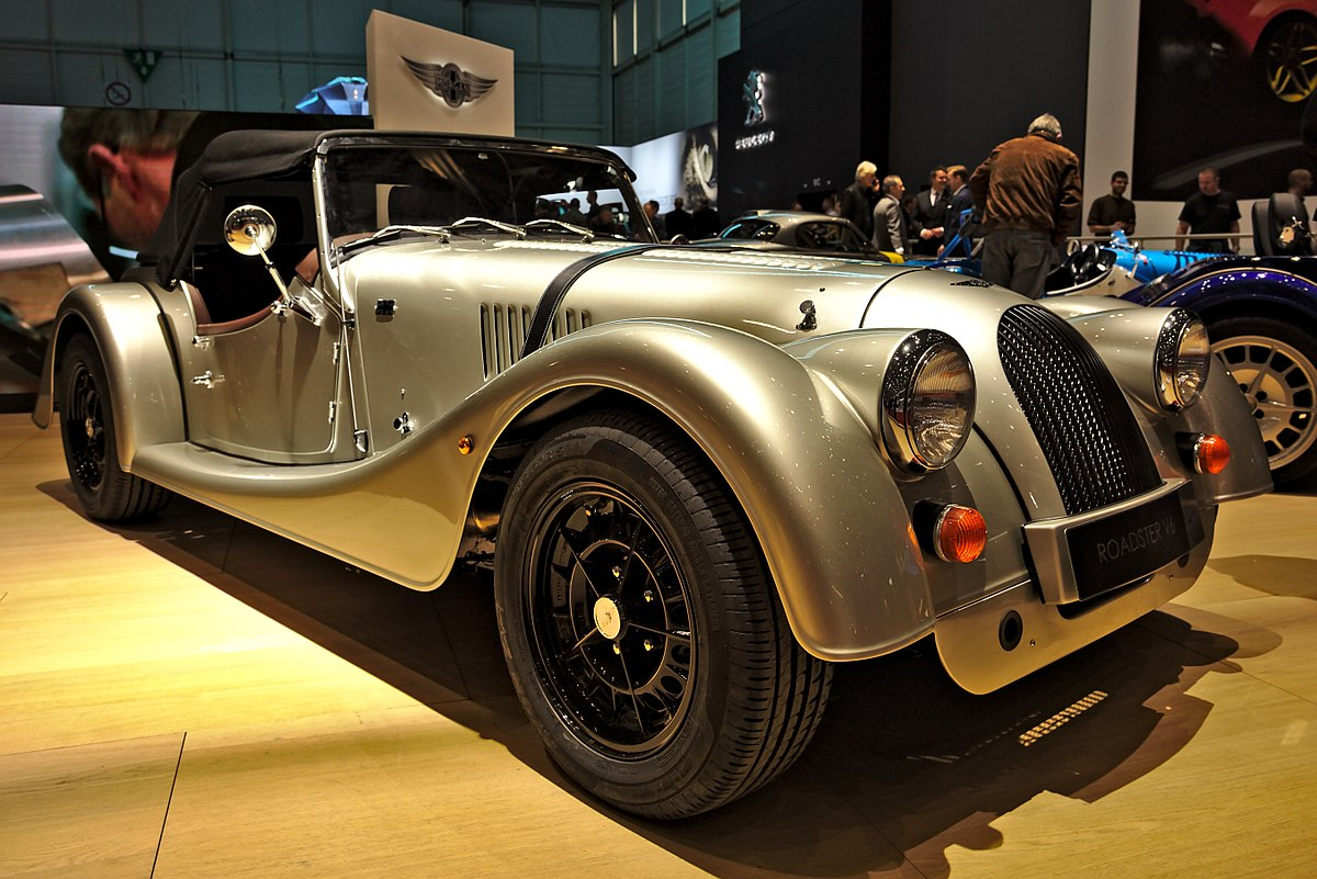 Morgan Roadster – Wikipedia