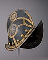 Morion for the Bodyguard of the Prince-Elector of Saxony MET 14.25.633 031AA2015.jpg