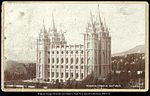 Mormon Temple, Salt Lake C.R. Savage Photo.jpg