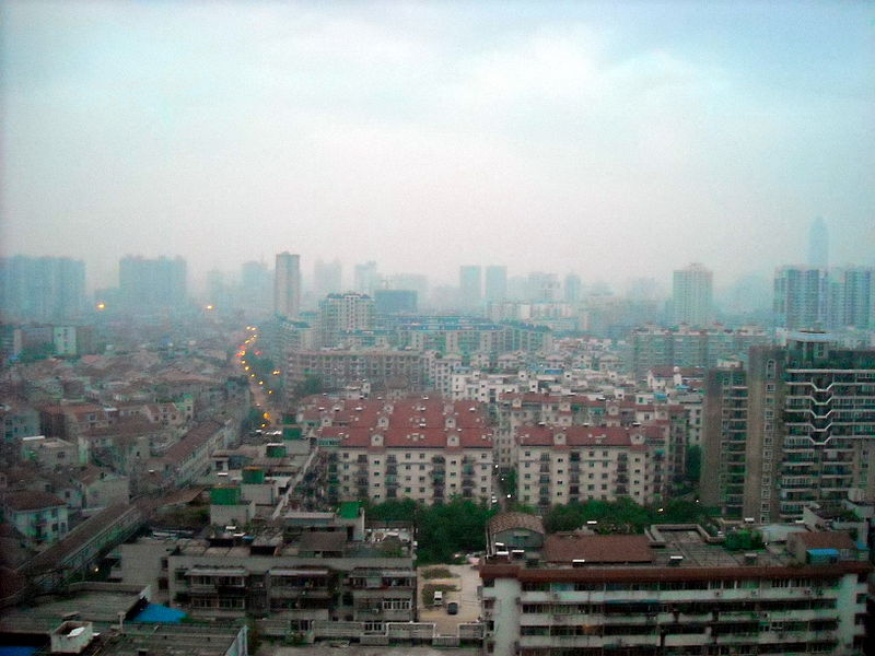 Fichier:Morning view of Wuhan City.JPG
