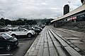 Moscow, Olimpiysky Prospect, the base of Olympic Stadium (21158664784).jpg
