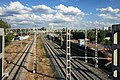 Moscow, view south-east from Mytishchinsky overpass (30758609773).jpg