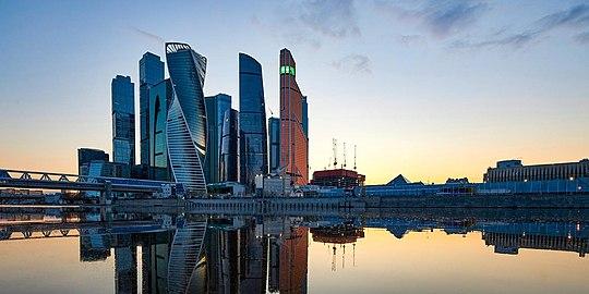 Москва-Сити: все включено