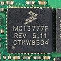Motorola RAZR V3 - controller - Freescale MC13777F-92139.jpg