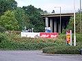 Motorway bridge near Johnstonebridge - geograph.org.uk - 1531869.jpg