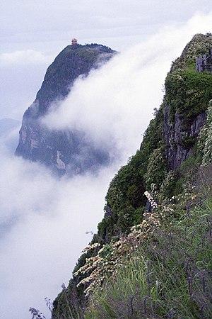 Mount Emei - Image: Mount Emei pic 1