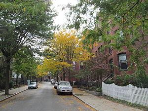 Mount Pleasant Historic District (Boston, Massachusetts) - Mount Pleasant Avenue