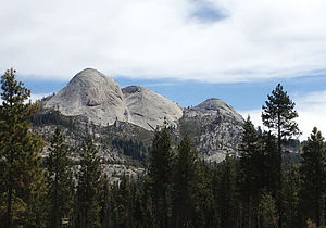 Thomas Starr King - Mount Starr King in Yosemite