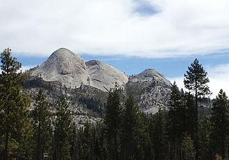 Thomas Starr King - Mount Starr King in Yosemite