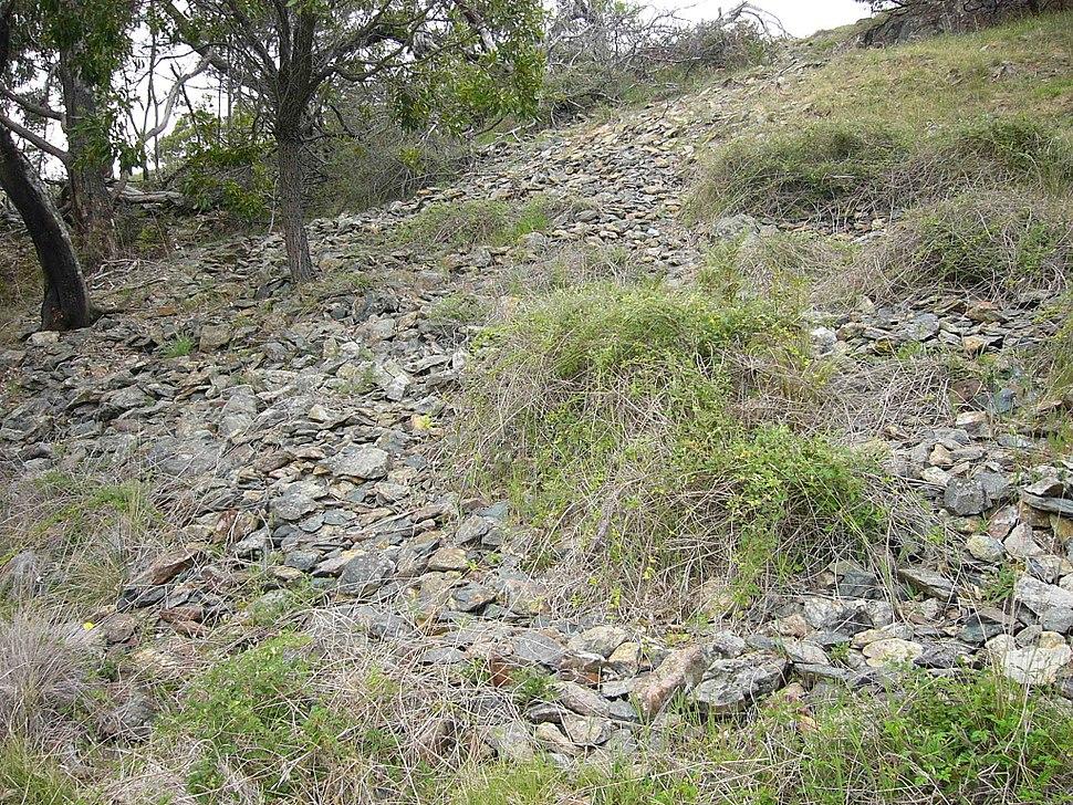 Mount William Aboriginal stone axe quarry