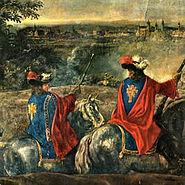 Mousquetaires au prise de Gand en 1678