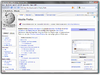 Mozilla Firefox 3.5 Screenshot