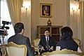 Mr.Didier Lauras หัวหน้าสำนักข่าว AFP ประจำประเทศไทย เ - Flickr - Abhisit Vejjajiva (2).jpg