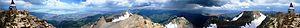 Sundance Resort - Panoramic view of Mt Timpanogos
