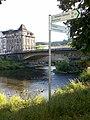 Muldebrücke Roßwein (S 34) am Mulde-Radweg im Juli 2015.jpg