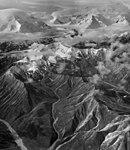 Muldrow Glacier, hanging glacier remnant, August 13, 1961 (GLACIERS 5178).jpg