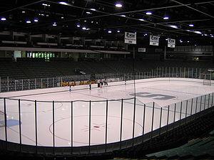Munn Ice Arena - Center