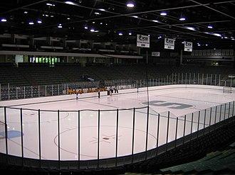 Munn Ice Arena - Image: Munn Ice Center 1