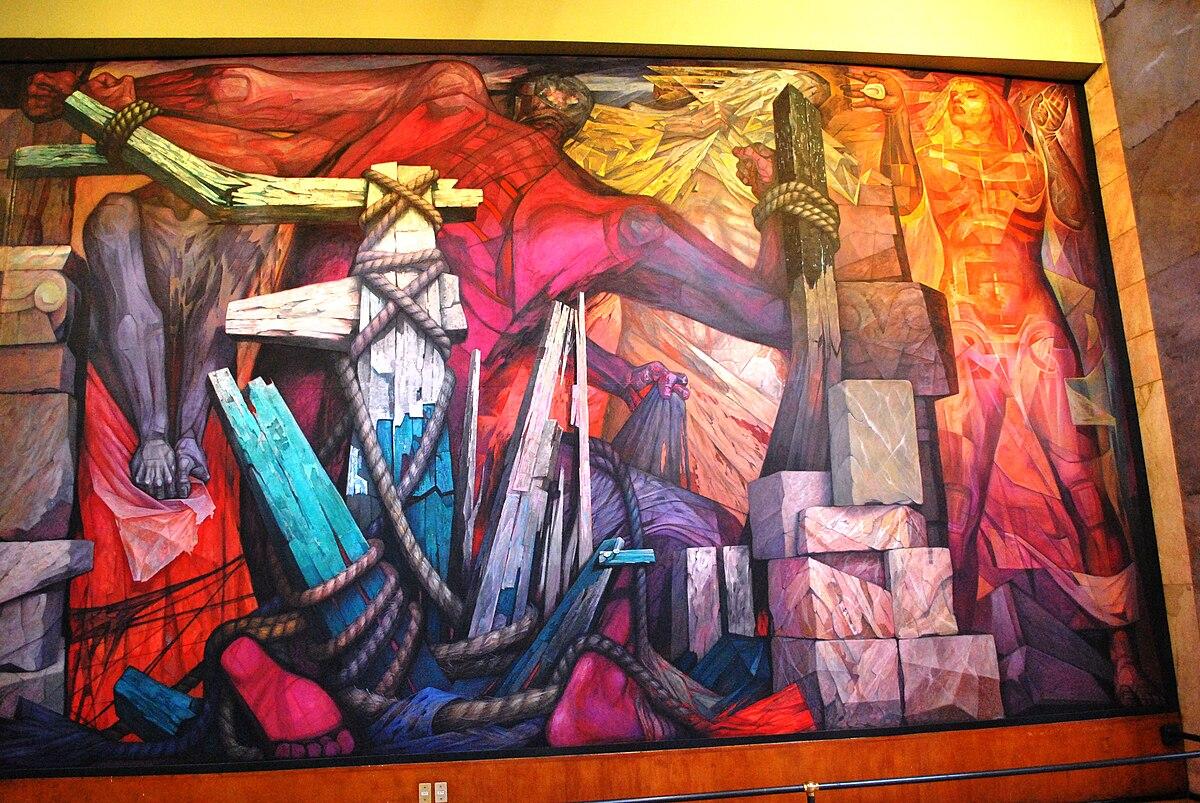 Jorge gonz lez camarena wikipedia for El mural guadalajara