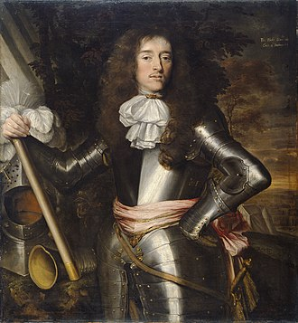 Murrough O'Brien, 1st Earl of Inchiquin - Murrough O'Brien, 1st Earl of Inchiquin