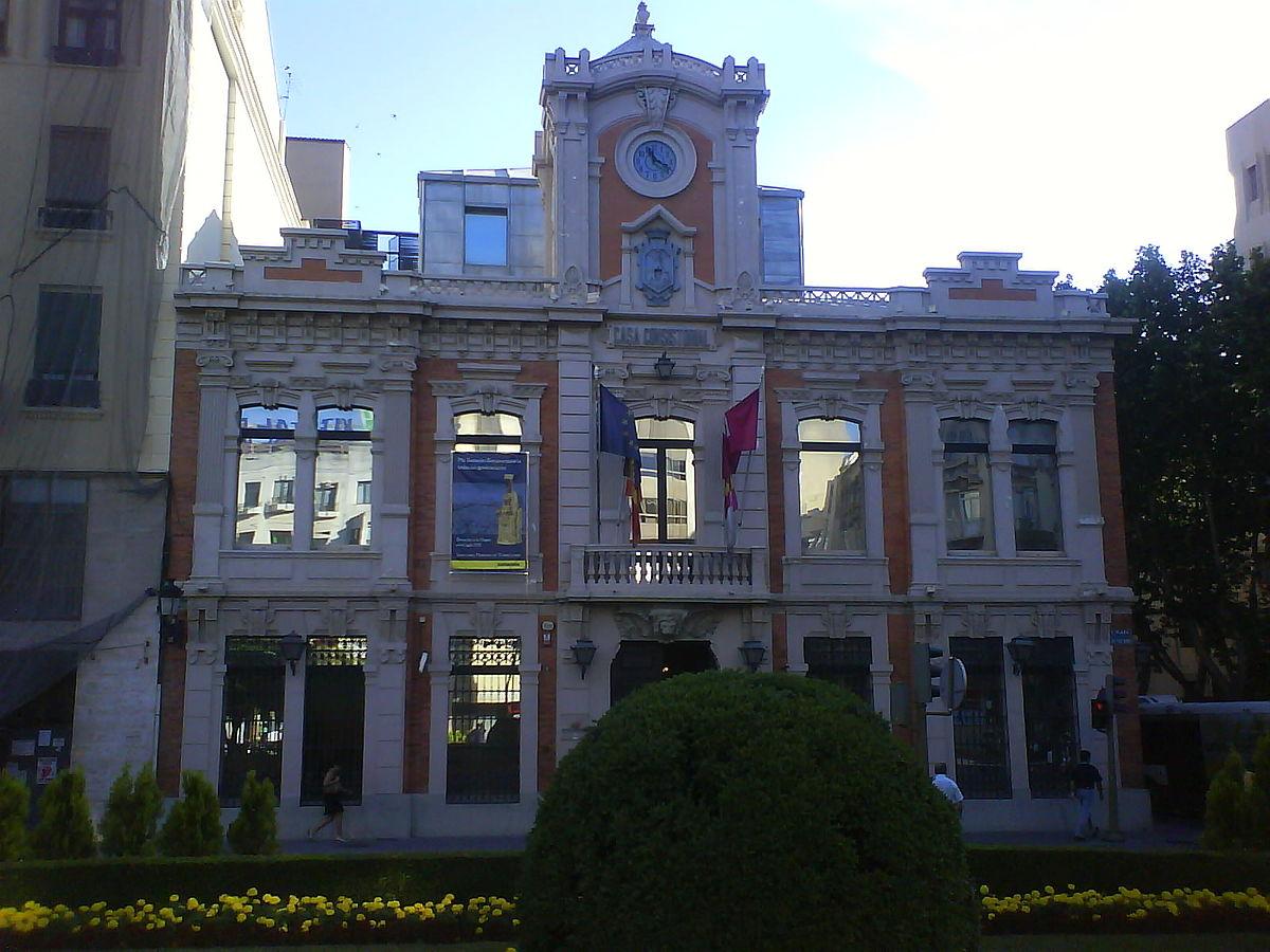 Museo municipal de albacete wikipedia la enciclopedia libre - Casas de citas en albacete ...