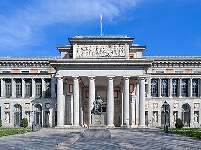 Cómo llegar a Museo Nacional Del Prado en transporte público - Sobre el lugar