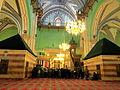 Muslims pray, in January 2014.jpg