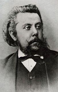 <i>The Fair at Sorochyntsi</i> opera by Modest Mussorgsky