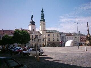 Moravská Třebová Town in Czech Republic