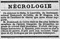 Nécrologie de Charles-Jean-Marie Domenech de Cellès dans Le Temps.jpg