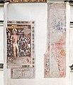 Nötsch Saak Pfarrkirche hl Kanzian S-Wand Fresko Feiertags-Christus 08052015 3488.jpg