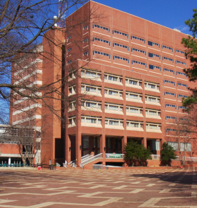 NCSU DH HILL Library