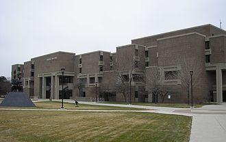 Northeastern Illinois University - Science Building (renamed in 2010 to Bernard J. Brommel Hall)