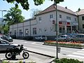 NKD (früher Konsum, Kino) vom Kapuzinerplatz - panoramio.jpg