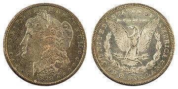 Đô la bạc Morgan