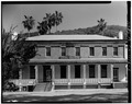 NORTHWEST FRONT - Casa Grande, 21350 Almaden Road, New Almaden, Santa Clara County, CA HABS CAL,43-ALMA,4-6.tif