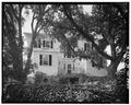 NORTH (REAR) ELEVATION - Gibbes House, 64 South Battery Street, Charleston, Charleston County, SC HABS SC,10-CHAR,316-2.tif