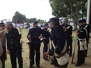 Uniforms of the New Zealand Army - New Zealand Armed Constabulary