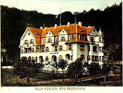 Nachkolorierte Bildpostkarte der Villa Füglein.jpg